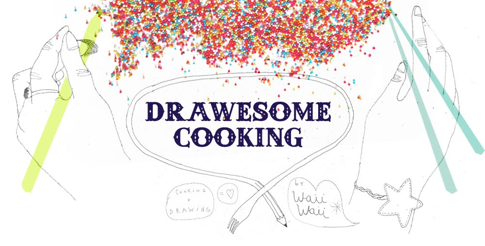 drawesomecooking