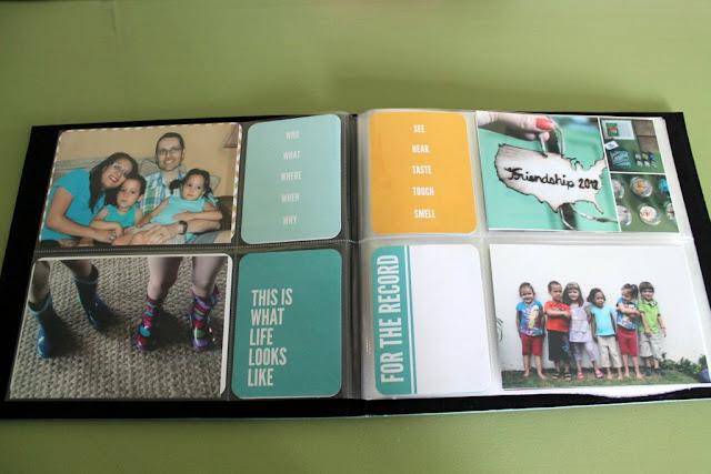 Project Life | www.OrganisingQueen.com