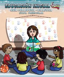 Guía Pedagógica Didáctica Etapa Preescolar