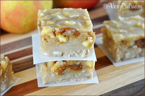 Caramel Apple Pie Fudge