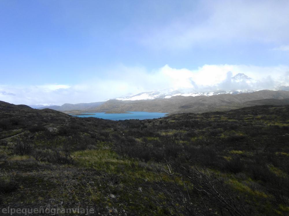 lago Pheoé, Torres del Paine