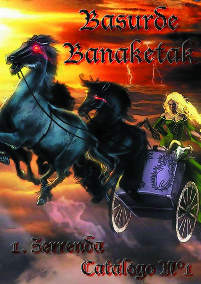 BASURDE BANAKETAK - CATÁLOGO
