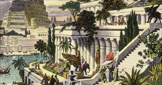 Semiramis Aşkına Babil'in Asma Bahçeleri
