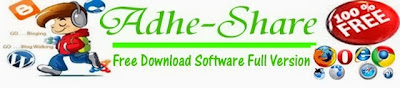 ADHE-SHARE|FREE DOWNLOAD SOFTWARE FULL VERSION