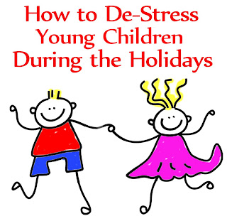 How to Help Kids Relax During the Holidays