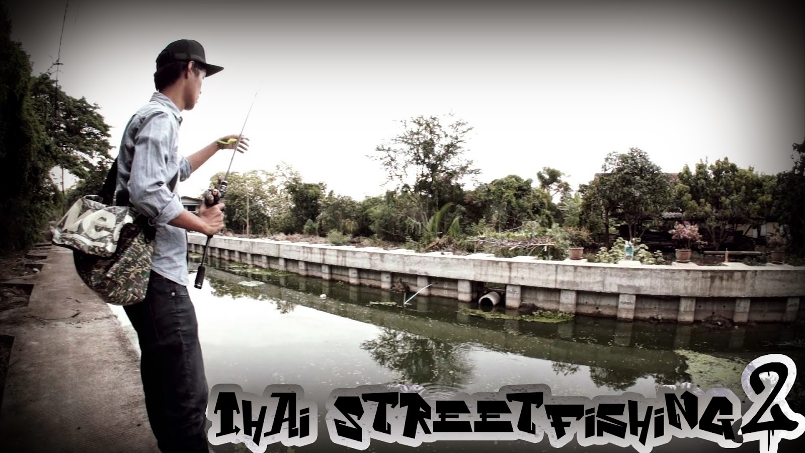 peche frog video street fishing thai streetfishing