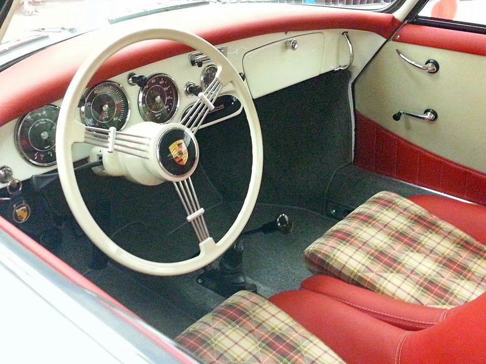 Pilotes Anciens Foose Outlaw Porsche 356