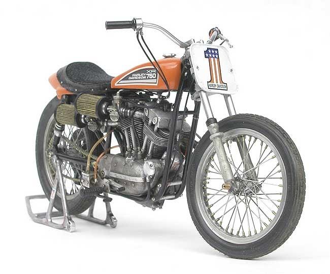 Harley Xr