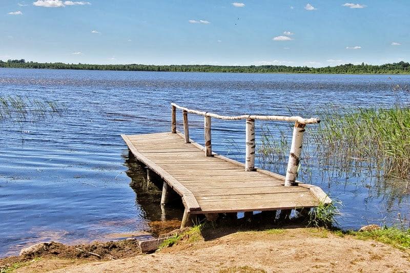 Фото как сделать озеро фото