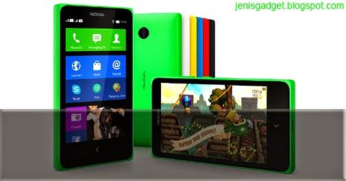 Harga Nokia X Terbaru dan Spesifikasi