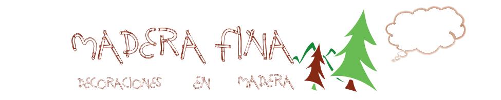 Decoraciones Manualidades En Madera