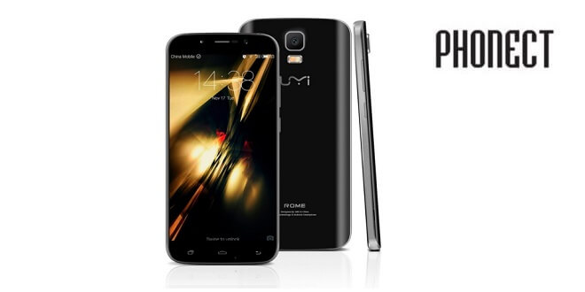 UMI ROM Smartphone Review