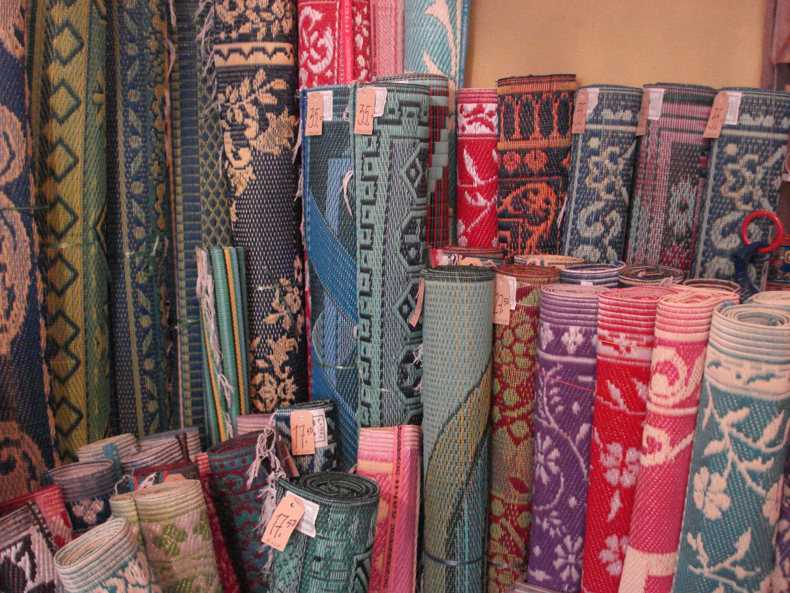 Mozaiek Wand Badkamer ~ We hebben h??l veel nieuwe plastic matten binnen, in allerlei