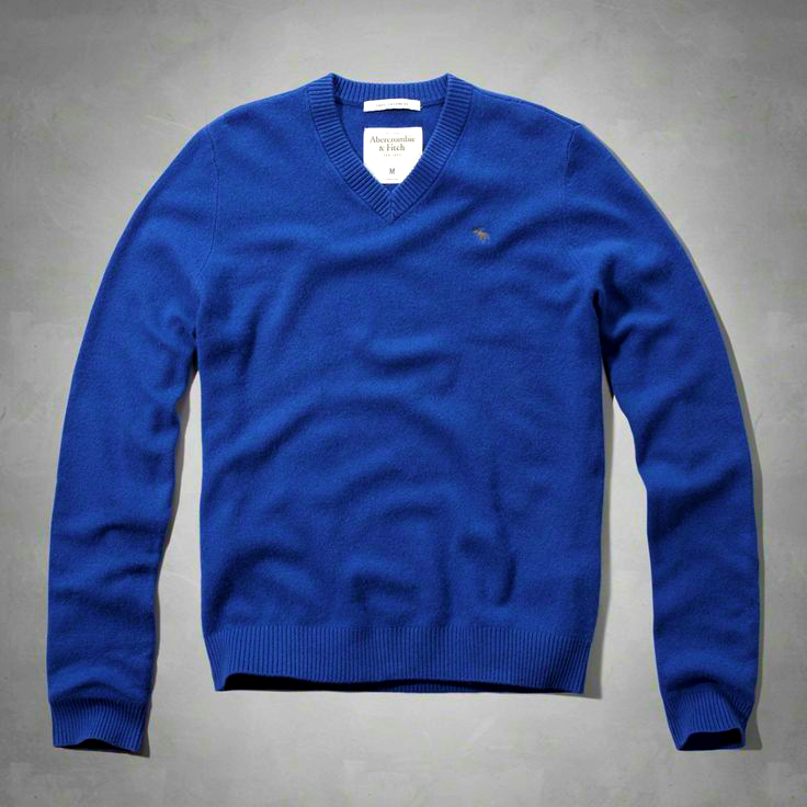 Abercrombie & Fitch Pullover Classic Crew