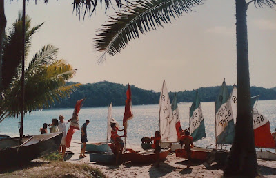 Sailing Club, Ao Yon, Phuket 1988