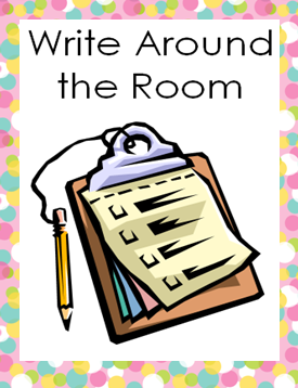 Mrs. Albanese's Kindergarten Class: Literacy Centers 101: Write ...