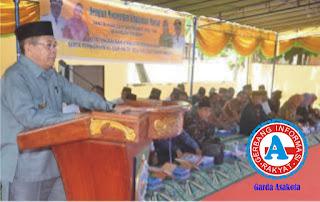 Sebanyak 1. 333 Santri/Santriwati Ikuti Khataman Massal Al-Quran