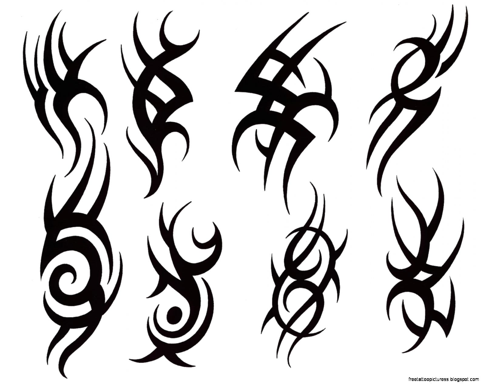 tribal tattoo design img36