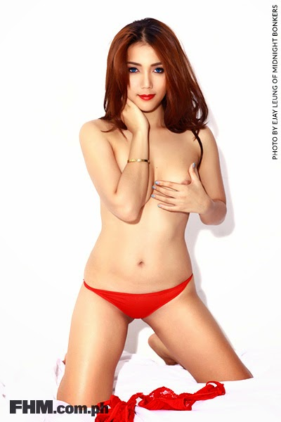 china roces hot fhm naked pics 02