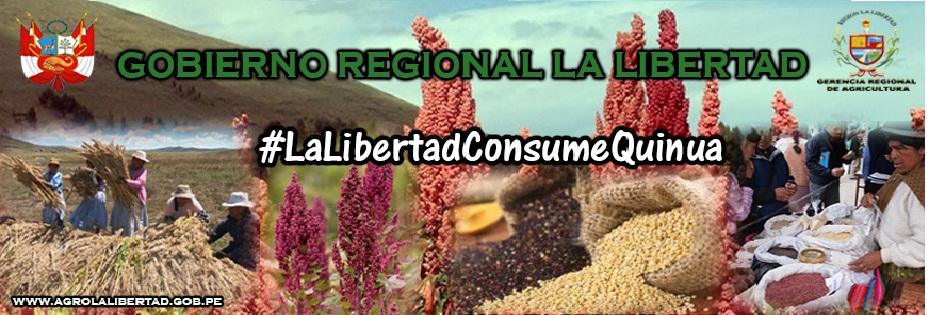 #LaLibertadConsumeQuinua.