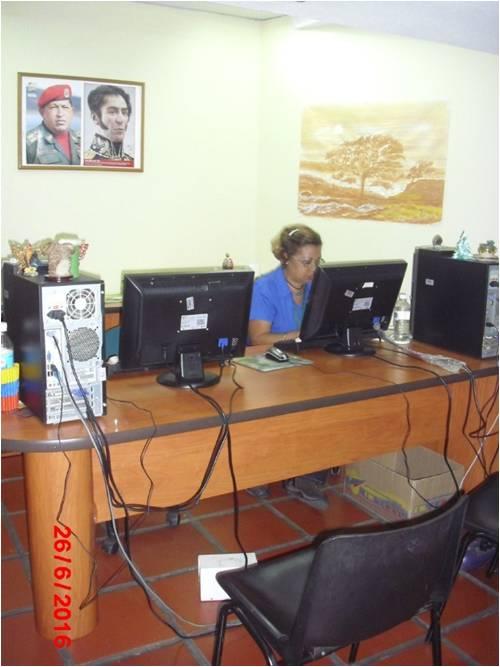 Lic.María Isabel López-Departamento de Procesos Técnicos