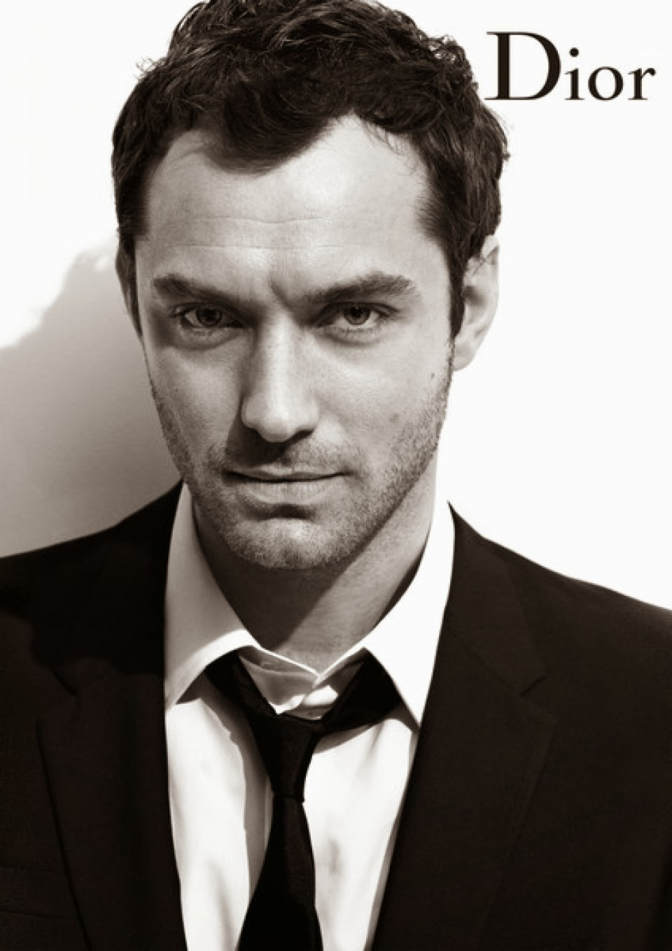 Celebrities, Movies and Games: Jude Law for Dior Homme ... Jude Law