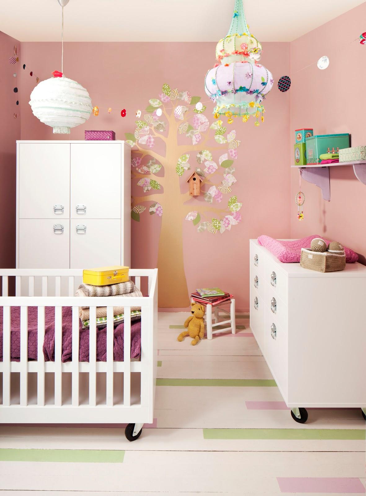 Dormitorios de ni os para espacios peque os decoracion de salones - Dormitorios infantiles pequenos ...
