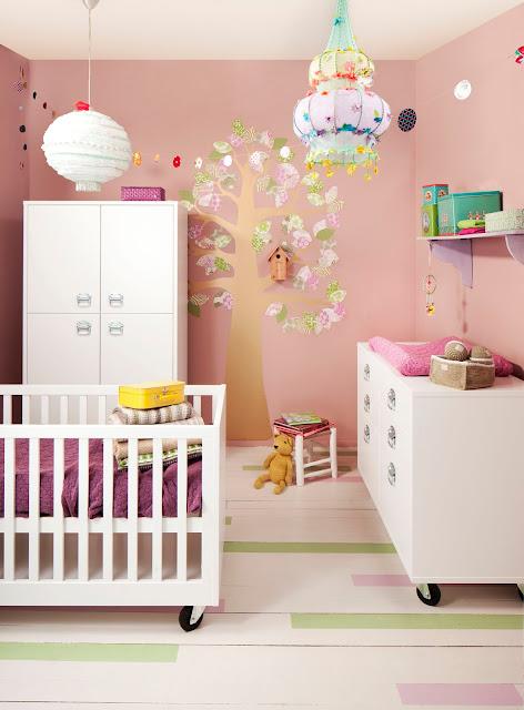 Dormitorios de ni os para espacios peque os decoracion endotcom - Dormitorios infantiles pequenos ...