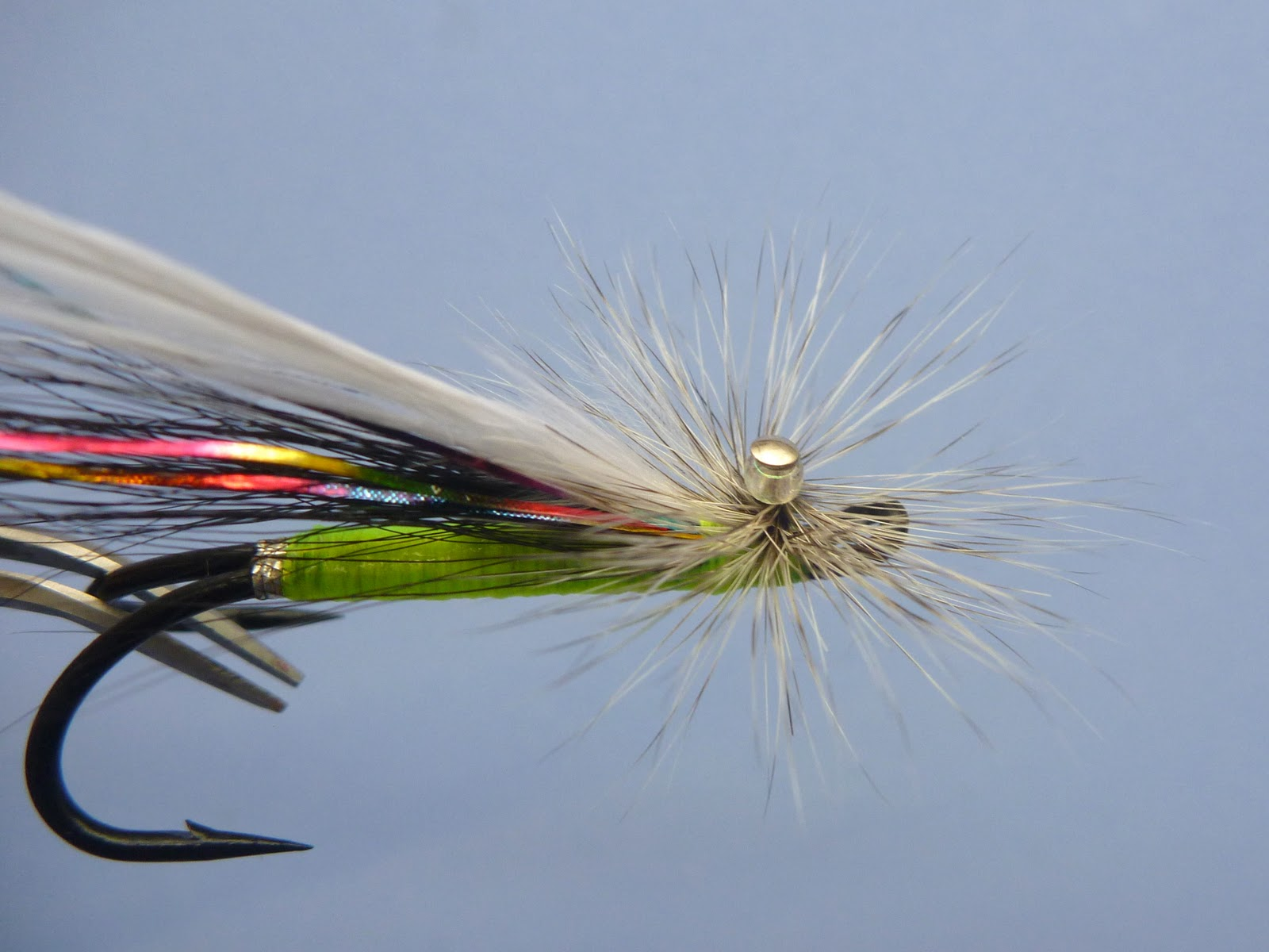 Atlantic salmon flies ghost stone fly 2 double for Salon fly