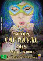 Carnaval de Valverde 2015 - Guiomar Castilla Mora