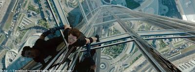 Super image de Couverture facebook Mission Impossible 5