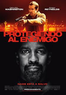 Poster de Protegiendo al Enemigo