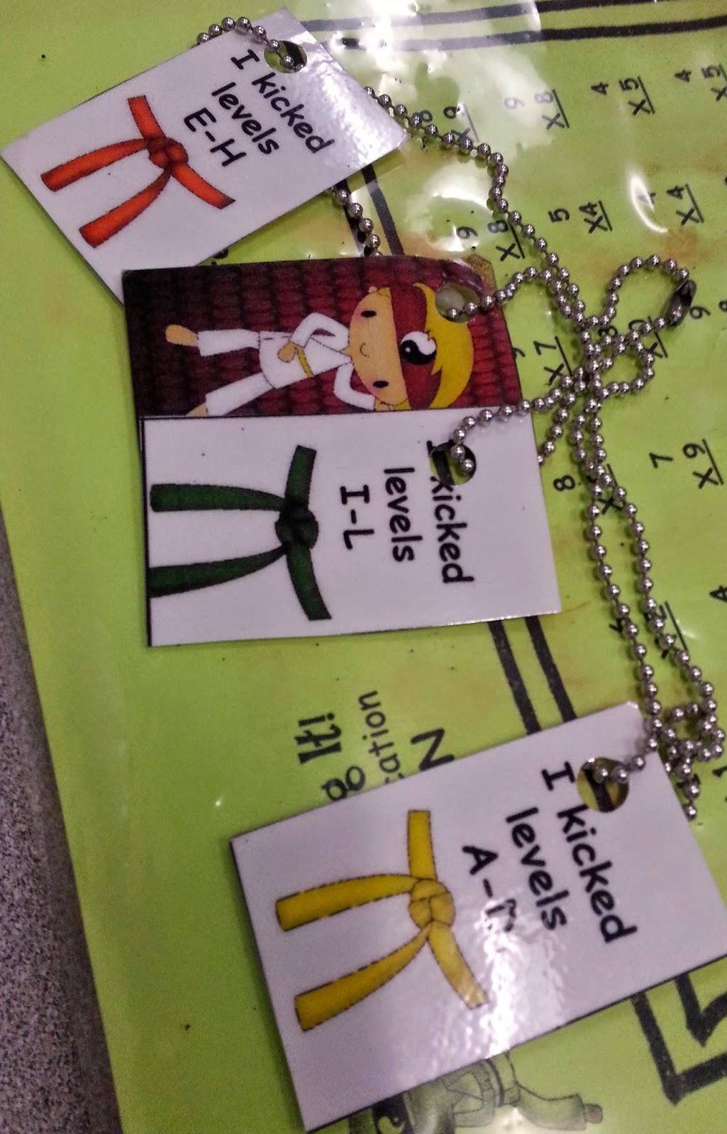 Elementary School Garden: Ninja Multiplication Fact Fun - Kicking it ...