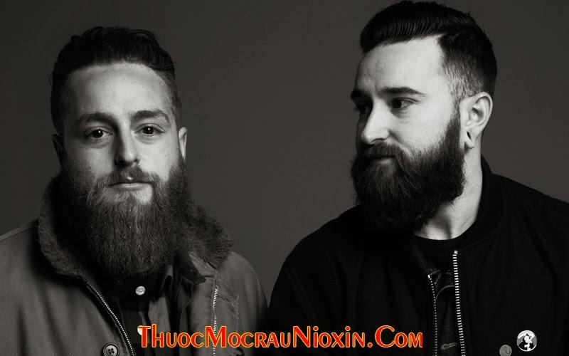 Thuốc mọc râu Nioxin Review 10