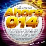 Capa Ahora 014 (2014) | músicas