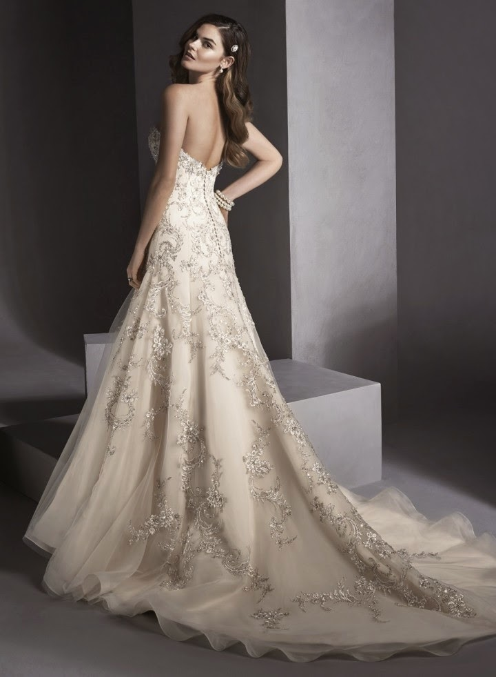 Maggie Sottero Wedding Dresses 2015