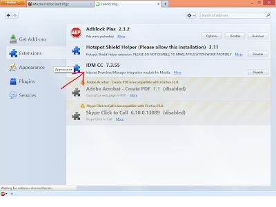 Inter Download Manager browser integration
