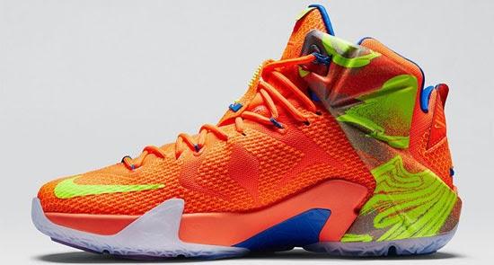 599ad5607da1 ajordanxi Your  1 Source For Sneaker Release Dates  Nike LeBron 12 ...