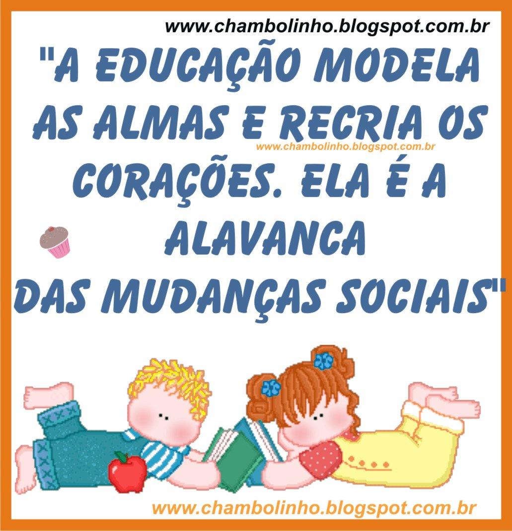 Tag Frases De Incentivo Para Educação Infantil