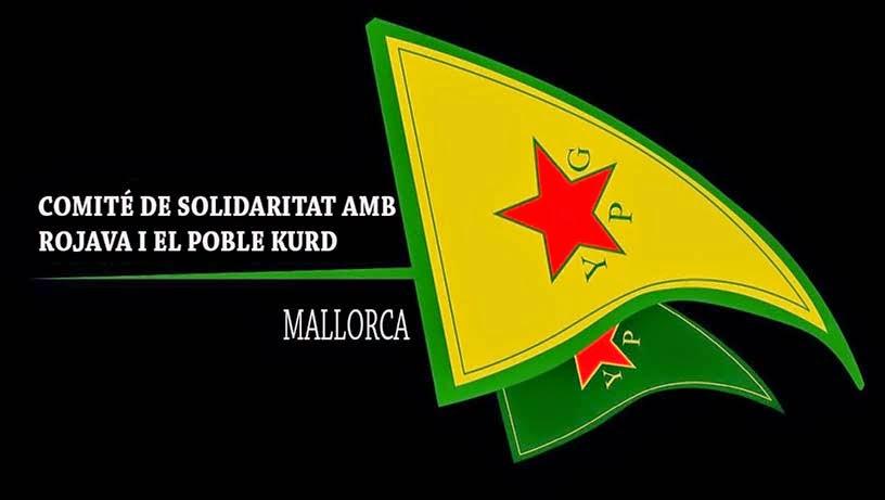 Comité Solidaritat amb Rojava i el Poble Kurd
