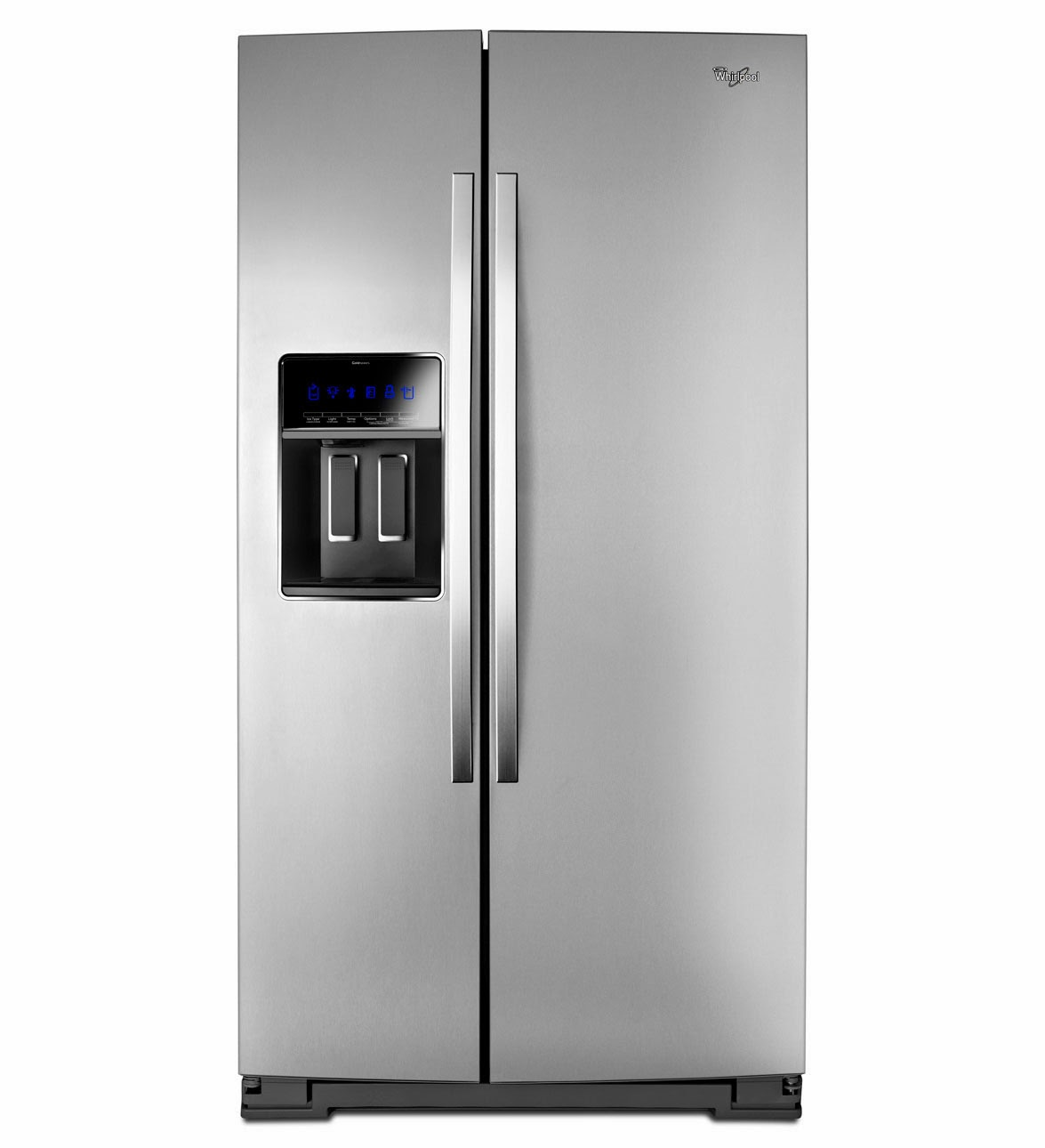 whirlpool refrigerator brand wrs965ciam side by side. Black Bedroom Furniture Sets. Home Design Ideas