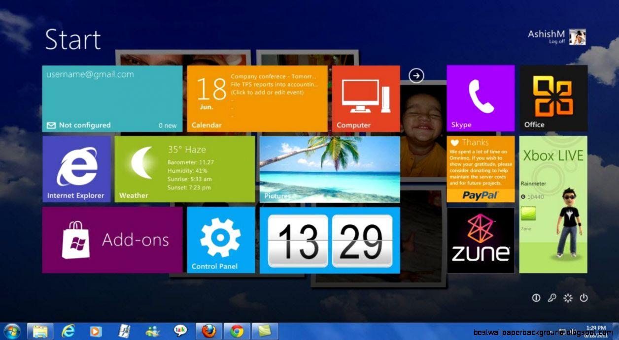 Hot Windows 8 Themes
