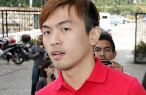 Alvin Tan semakin biadap dan jijik