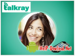 Download Talkray Apps free calls and Text for Android | IPhone
