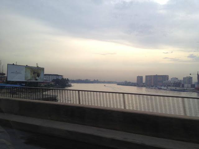 Lagoon View in Lagos, Nigeria