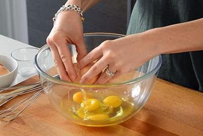 Plumcake salato con emmenthal e prosciutto cotto 1