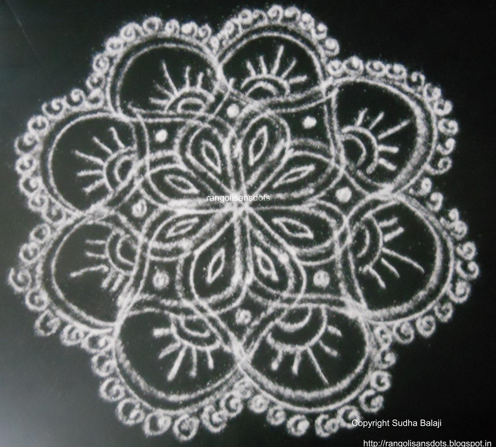 rangoli kolam designs with sans dots rangoli parallel