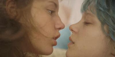 La vie d´Adele, película lésbica