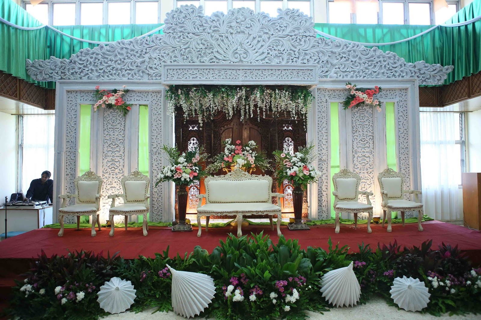 Wedding decoration bogor image collections wedding dress wedding decoration di bogor images wedding dress decoration and harga wedding decoration bogor choice image wedding junglespirit Image collections