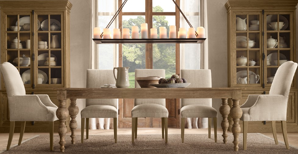 trestle table restoration hardware images plans for